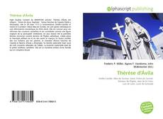 Bookcover of Thérèse d'Ávila