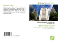 Bookcover of Emmanuel Daniel