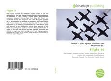 Bookcover of Flight 19