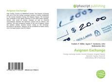 Buchcover von Avignon Exchange