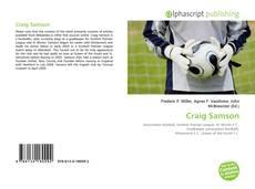 Bookcover of Craig Samson