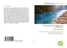 River Wye kitap kapağı