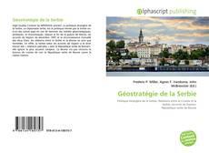 Bookcover of Géostratégie de la Serbie