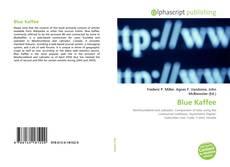 Buchcover von Blue Kaffee