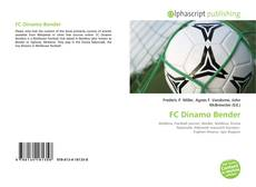 Bookcover of FC Dinamo Bender