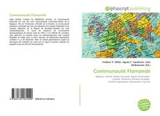 Bookcover of Communauté Flamande