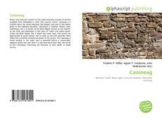 Capa do livro de Caoineag