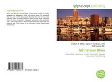 Bookcover of Johnstone River