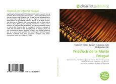Friedrich de la Motte Fouqué kitap kapağı