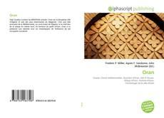 Capa do livro de Oran