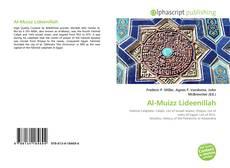 Capa do livro de Al-Muizz Lideenillah