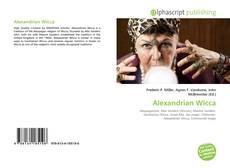 Borítókép a  Alexandrian Wicca - hoz