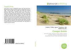 Cougar Annie kitap kapağı