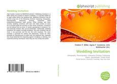 Bookcover of Wedding Invitation