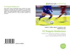 Portada del libro de FC Progrès Niedercorn