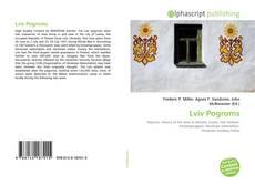 Couverture de Lviv Pogroms