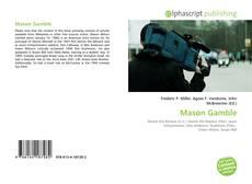 Обложка Mason Gamble