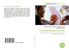 Bookcover of Christian Mission Service