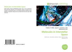 Bookcover of Molecules in Interstellar Space