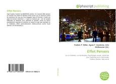 Bookcover of Effet Pervers