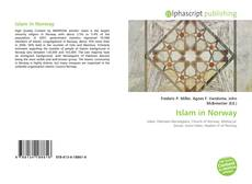 Bookcover of Islam in Norway