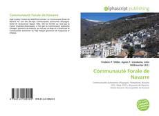 Bookcover of Communauté Forale de Navarre