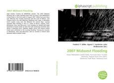 Обложка 2007 Midwest Flooding
