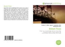 Обложка Brown Truss