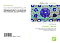 Bookcover of Islam in London