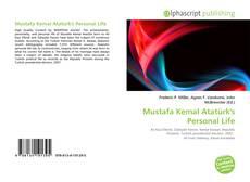Mustafa Kemal Atatürk's Personal Life的封面