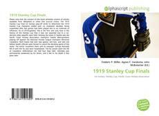 Buchcover von 1919 Stanley Cup Finals
