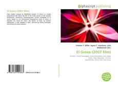 Bookcover of El Greco (2007 film)