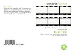 Baran (film) kitap kapağı