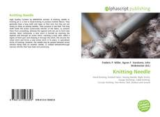 Borítókép a  Knitting Needle - hoz