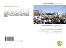 Bookcover of Communauté d'Intérêt