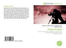 Capa do livro de Gladys Hulette