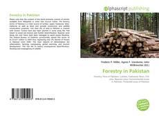 Borítókép a  Forestry in Pakistan - hoz
