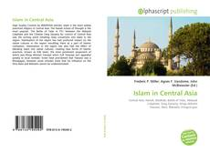 Bookcover of Islam in Central Asia