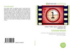 Bookcover of Christel Khalil