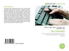 Bookcover of Dry (memoir)