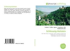 Bookcover of Schleswig-Holstein