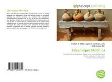 Céramique Mochica kitap kapağı