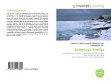 Capa do livro de Severnaya Zemlya