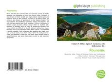 Bookcover of Pounamu