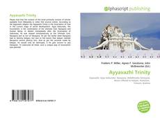 Bookcover of Ayyavazhi Trinity