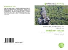 Bookcover of Buddhism in Laos