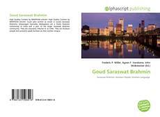 Couverture de Goud Saraswat Brahmin