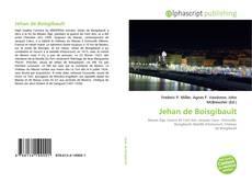 Bookcover of Jehan de Boisgibault