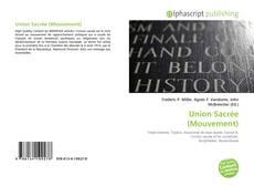 Bookcover of Union Sacrée (Mouvement)