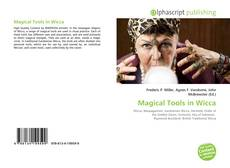 Couverture de Magical Tools in Wicca